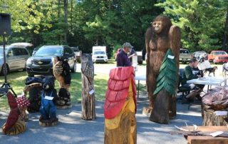 Chainsaw Carvers Round up