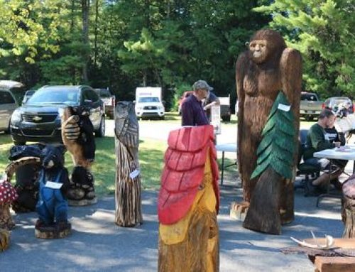 Chainsaw Carver's Roundup