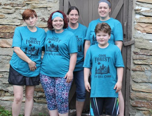 Employees of Cook Forest Top Hill Cabins