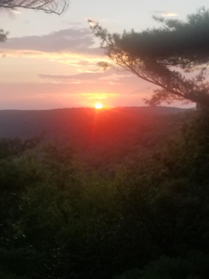 Seneca Point Sunset